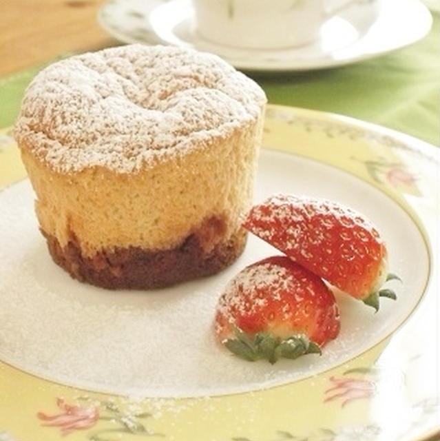 バレンタインに♪キャドバリーのチョコ+ホットケーキミックスで✿欲バリーなカップケーキ♪