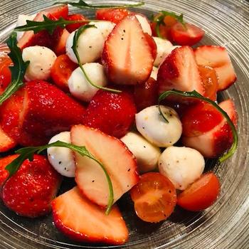 4月レッスンのご案内です♪4月テーマ「春野菜を楽しむイタリアン4品♪」