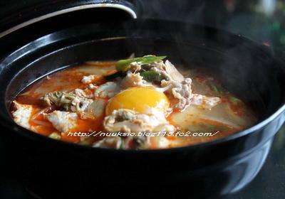 ~韓国ご飯~スンドゥブ チゲ