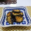 茄子のケチャップ炒めクミン風味