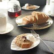 紅茶のふわふわパウンドケーキ。