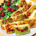 とろりチーズにトマトがジュワ!やみつき「洋風春巻き」レシピ。