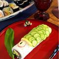 鯉のぼり寿司〜柏餅〜子供の日と母の日の思い出〜新国立劇場『ドン・カルロ』練習風景