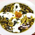 【葉野菜×スパイス×世界の料理・連載第2回】「ニラ×ターメリック×イラン料理」~アーシュレシュテ編~