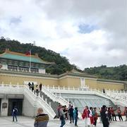 台湾旅行♪故宮・蟹おこわ・マンゴーかき氷