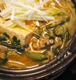 坦々豆腐鍋
