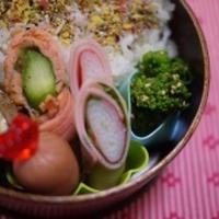 さっぱり爽やかな♪菜の花の梅肉和え【みぃちゃん♪頑張れ!弁当】