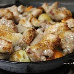 柔らかさと深い味わいにおどろき!豚肉の塩麹おかず