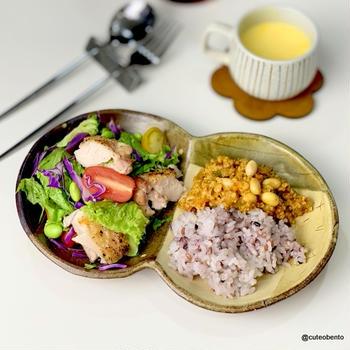 カロリーはお肉の1/3~1/2!大豆ミート食べ比べ。