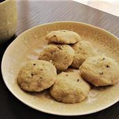 アニス香るレンジクッキー