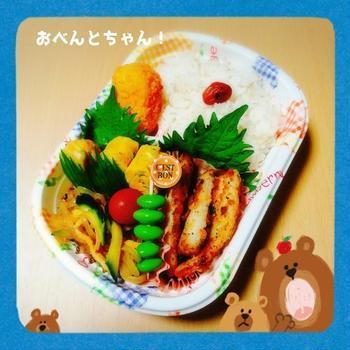 ★6月1日(木)・2日(金)・3日(土)白身魚の香味焼き弁当 その他