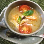 トムヤムクン スープ