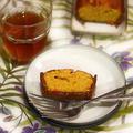 キャロットケーキ/tarte au Carotte