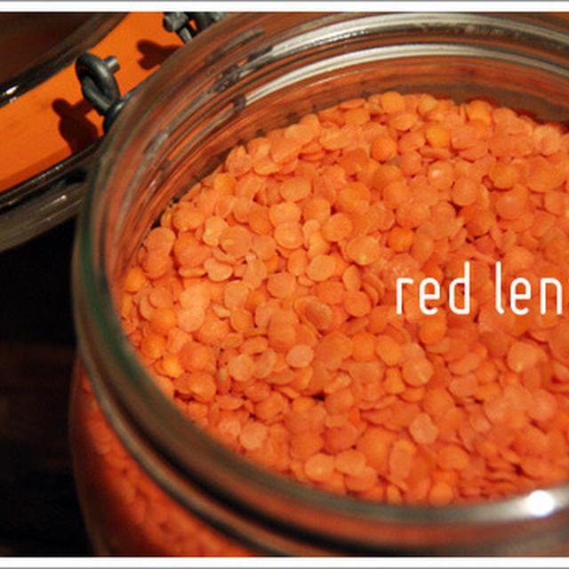 レンティル/レンズ豆でクリーミードレッシング