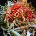 万能副菜♪ネギキムチ<パジョリ>韓国の簡単+本格レシピ。焼き肉のお供に
