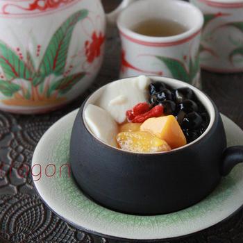 豆乳だからヘルシー、罪悪感なし!?とろける台湾スイーツ「豆花(トーファ)」♪とCHICAGO!