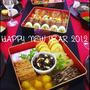 *2012 yocchin's おせち*