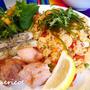 魚介たっぷりペルーのご馳走ごはん、アロス・コン・マリスコス~Arroz con mariscos~