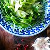 春のおもてなしグリーンサラダ