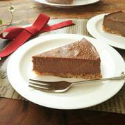 チョコレートチーズケーキレシピ掲載のお知らせ【レシピブログ for auスマートパス】