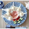 ショウロンポー de 朝食
