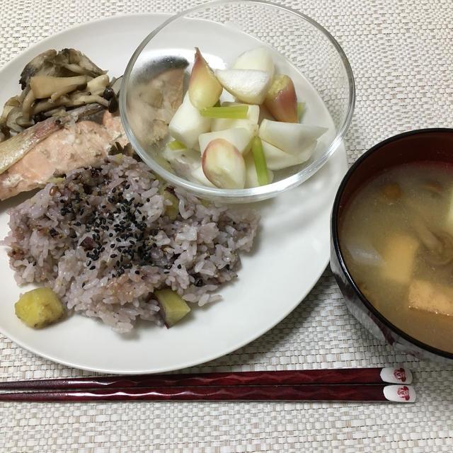 一汁二菜のおひるごはん〜食育アドバイスつきランチカフェ〜