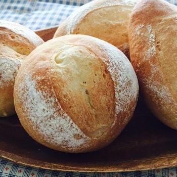 全くの素人に焼き色を指摘されたフランスパン