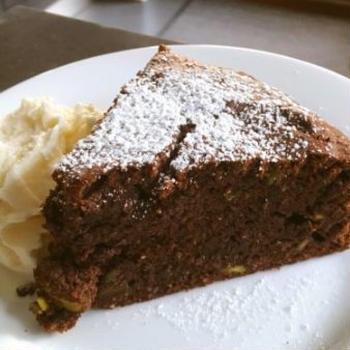 ピスタチオのイタリアンチョコレートケーキレシピ