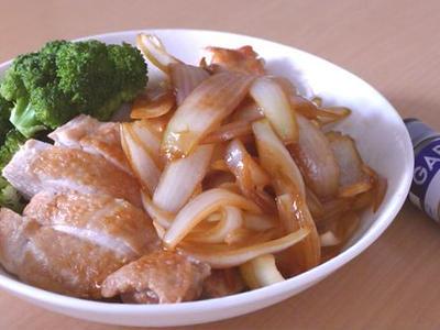 >鶏の照り焼きカルダモン風味~スパイス大使 by かなぱんさん