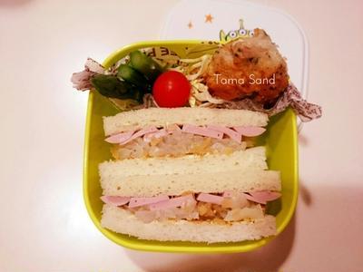 【モニターRecipe:たまサン】たまさんのたまサンドレシピのパンが薄すぎた件