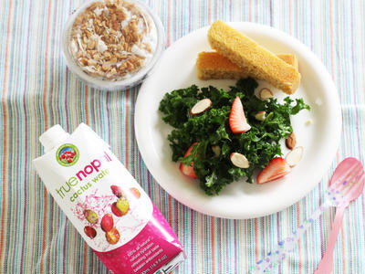 >Vegan Cornbread#動物性食材0%レシピ by NYstylecafeさん