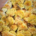 野菜のピッツァ風重ね焼き