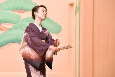 日本舞踊発表会 @12月9日