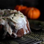 低糖質パンプキンケーキのレシピ