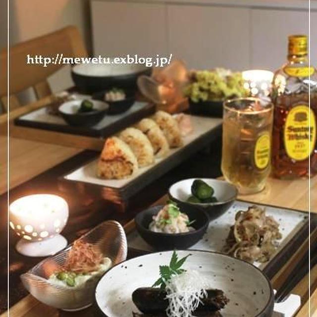 秋刀魚の煮物ご飯