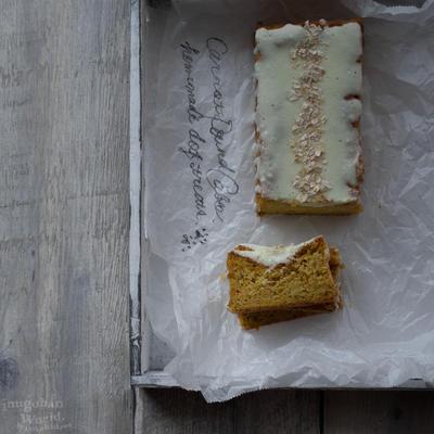 ■わんこのパウンドケーキ研究と、セルフポートレートの撮り方