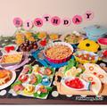 ❤️お誕生日おめでとう❤️