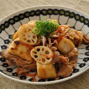 1人分98円♡ボリューム満点!高野豆腐でかさまし!ピリ辛オイスター炒め
