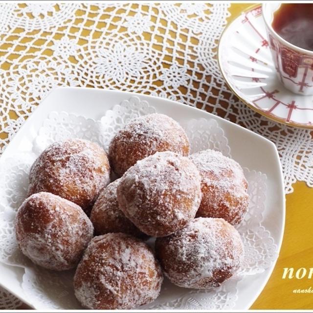 ロシア風ドーナツ ポンチキ пончики