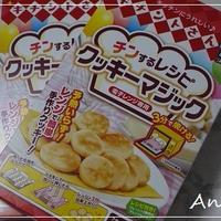 ☆米粉のチーズ&ジンジャークッキー☆