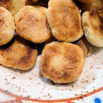 マヨネーズを使ってクッキーをさらに簡単★