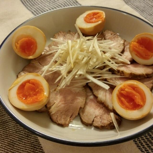 簡単!ごちそう煮豚と最近のお弁当