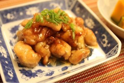 ワンフライパン☆ぱぱっと簡単酢鶏