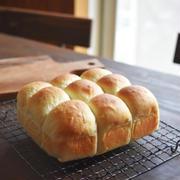 掲載のお知らせ・レシピブログmagazine ●魔法のパンでちぎりパン●