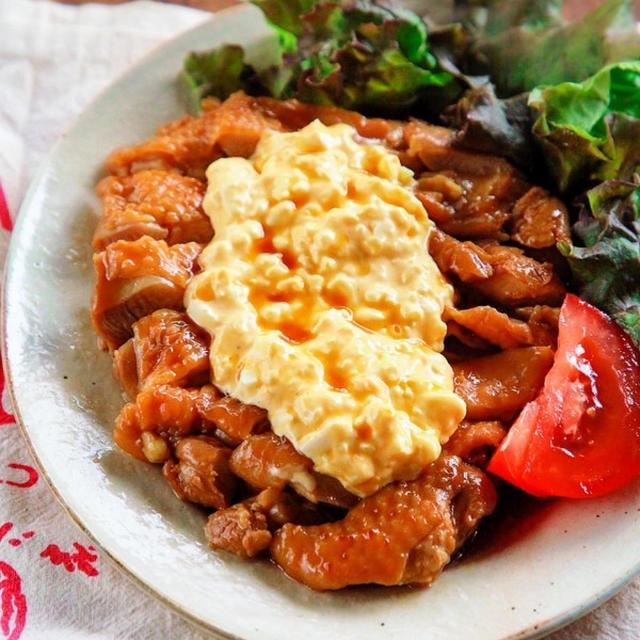 ♡レンジde6分♡鶏の甘酢煮(チキン南蛮風)♡【#簡単レシピ#時短#節約#鶏むね肉#鶏もも肉】