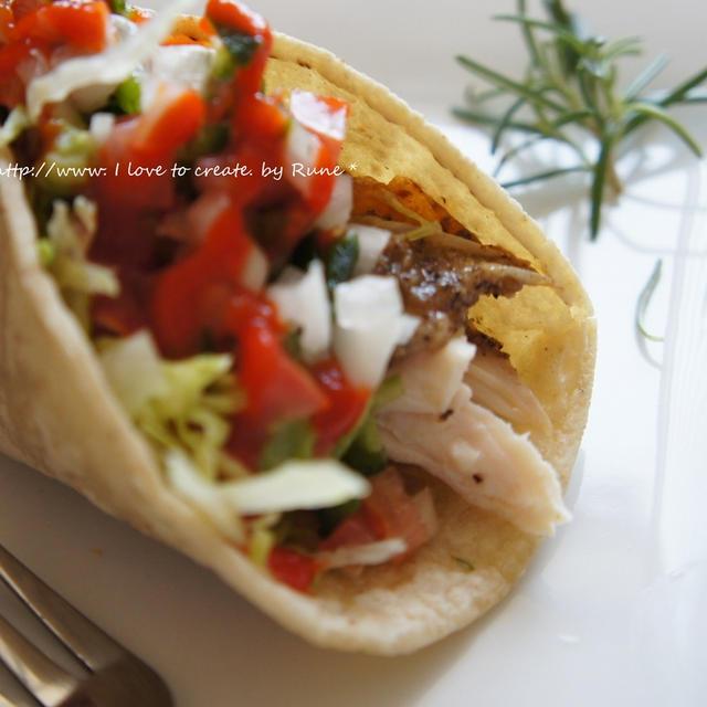 アボガドソースde鶏胸肉の天然塩ハーブグリル焼きメキシカン☆塩麹☆トマトスムージー