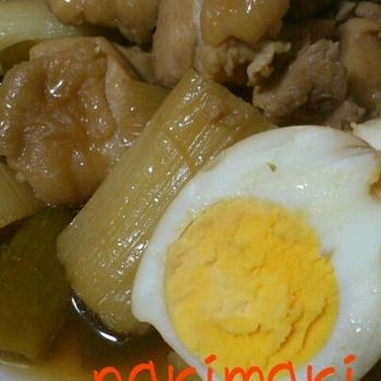 ☆鶏のぽん酢煮☆