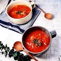 キャベツとウインナーのトマトスープ♡【#簡単レシピ#スープ】