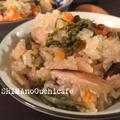 炊飯器で簡単和食!ワラビのもっちり山菜おこわ