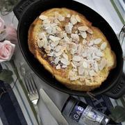 バニラの香りのフレンチトースト
